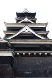 замок kumamoto Стоковые Изображения