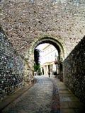 Замок Lewes, Брайтон Стоковое Изображение
