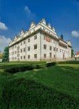 Замок 01 Litomysl Стоковая Фотография