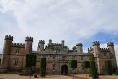 Замок Lowther Стоковая Фотография RF