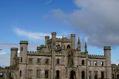 Замок Lowther Стоковая Фотография