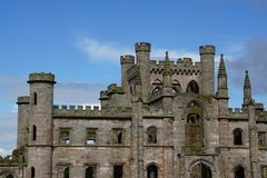 Замок Lowther Стоковое Изображение