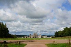 Замок Lowther Стоковые Фото