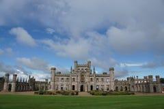 Замок Lowther Стоковое Изображение RF
