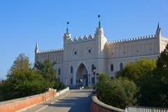 замок lublin королевский Стоковые Изображения