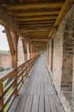 Замок Lutsk Замок Lubart в Украине часть Стоковые Фотографии RF