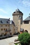 Замок Malbrouck Стоковая Фотография RF