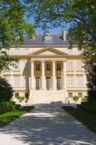 Замок Margaux, medoc, Бордо, Франция Стоковое Изображение