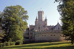 Замок Marienburg Стоковое Изображение