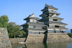 замок matsumoto Стоковые Изображения RF