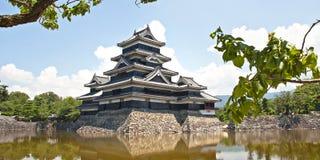 замок matsumoto Стоковые Изображения