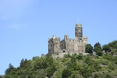 Замок Maus Стоковые Изображения RF