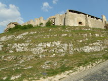 Замок meg ¼ SÃ, графство Veszprém, Венгрия стоковые фотографии rf