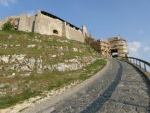 Замок meg ¼ SÃ, графство Veszprém, Венгрия Стоковые Изображения RF