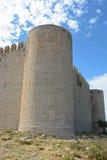 Замок Montgri Стоковое фото RF