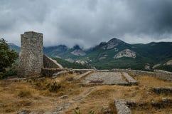 Замок Montiferru, Сардиния Стоковые Фото
