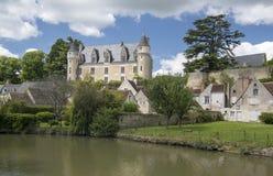 Замок Montresor Стоковое Изображение RF