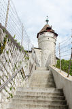 Замок Munot, Schaffhausen, Швейцария Стоковые Фото