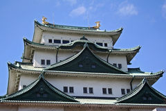 замок nagoya стоковое фото rf