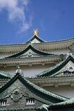 замок nagoya стоковая фотография