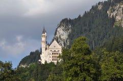 Замок Neuschwanstein Стоковые Фотографии RF