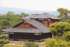 Замок Nijo стоковое фото