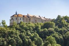 Замок Nizbor, чехия Стоковая Фотография