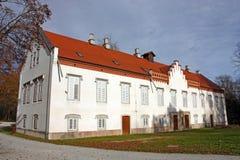 Замок Novi Dvori Стоковые Изображения RF