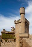 замок olite Стоковая Фотография RF