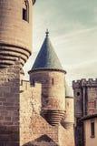 Замок Olite Стоковые Фотографии RF
