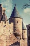 Замок Olite Стоковые Фото