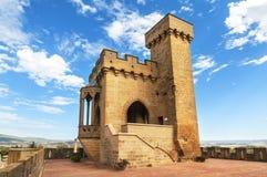 Замок Olite, Navarre Стоковое Изображение RF