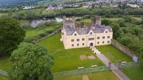 Замок Ormond Carrick-на-Suir Co tipperary Ирландия стоковое изображение