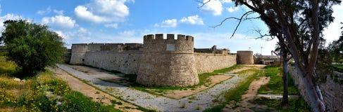 Замок Othello в Famagusta стоковые фотографии rf