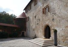Замок Otocec, Словения Стоковые Изображения RF