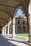 замок pavia стоковое изображение