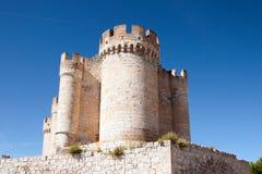 Замок Penafiel стоковые фотографии rf