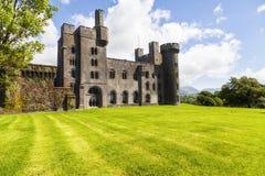 Замок Penrhyn Стоковые Изображения
