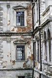 Замок Podgoretsky Элементы старого замка замок старый Стоковая Фотография RF