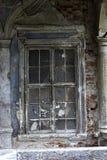 Замок Podgoretsky Элементы старого замка замок старый Стоковые Изображения