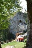 Замок Postumia's стоковое фото rf