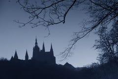 замок prague Стоковые Изображения RF