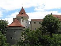 замок prague Стоковое Изображение