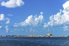 Замок Qaetbay Стоковая Фотография