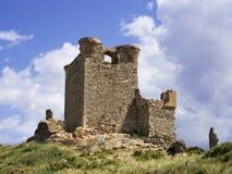 Замок Quel Стоковая Фотография RF