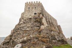 Замок Rabati в Akhaltsikhe, Georgia Стоковые Фотографии RF
