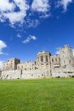 Замок Raby стоковое изображение