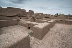 Замок Rayen, Arg-e Rayen в персиянке, Иране Стоковые Фотографии RF