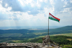 Замок Regec в Венгрии Стоковое фото RF