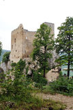 Замок Reussenstein Стоковое фото RF